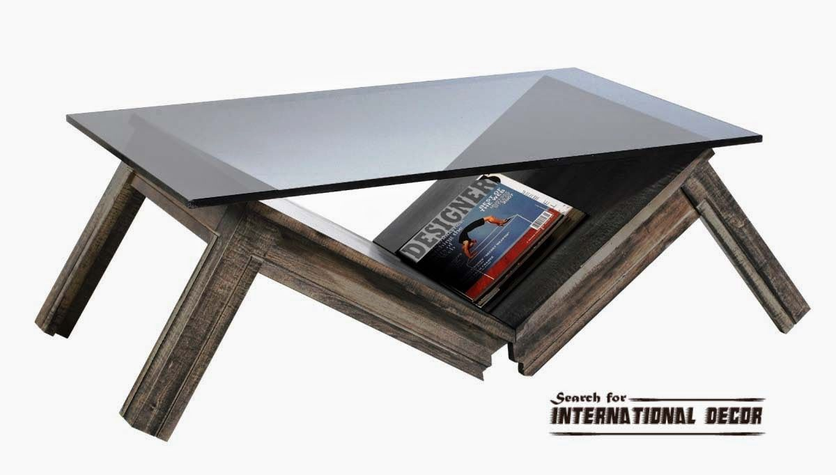 Weird Coffee Tables How To Choose And Buy Suitable Coffee Table Table Designs