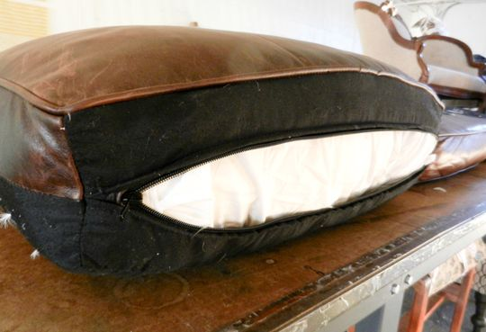 diy sofa cushion replacement hey Liz this will help the love ...