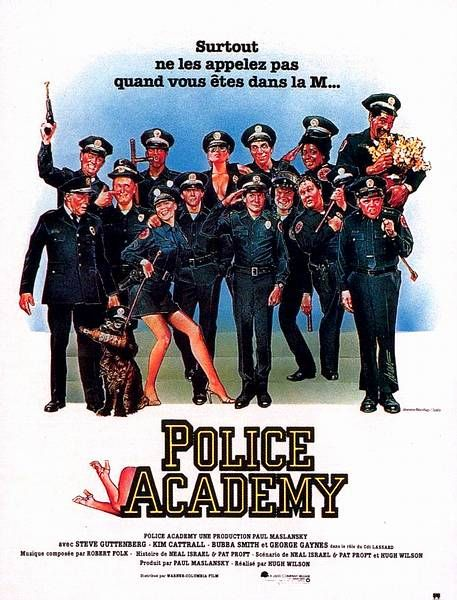 Pin By Freddie Martin On Movies Police Academy Full Movies Online Free Police