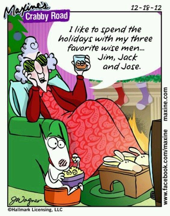 Christmas Jokes For Seniors.Pin By Jerri Lindley On Maxine Christmas Humor Christmas