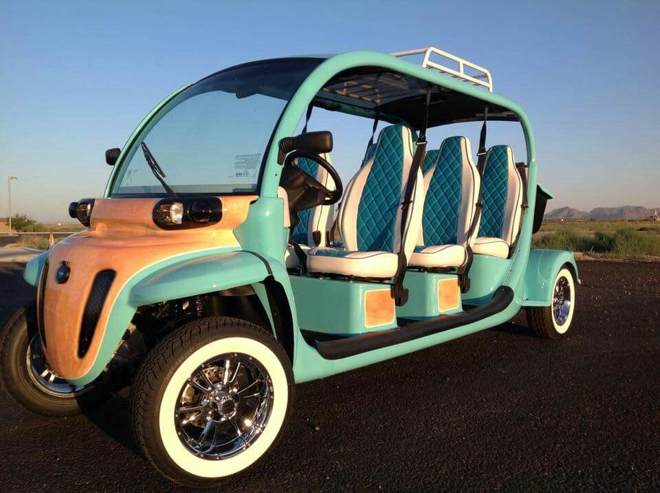Innovation Motorsports Golf Carts Electric Golf Cart Custom Golf Carts