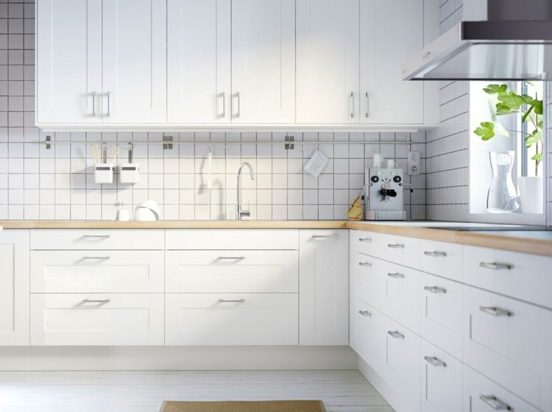 Resultado De Imagen Para Cocinas Modernas Blancas Cocinas