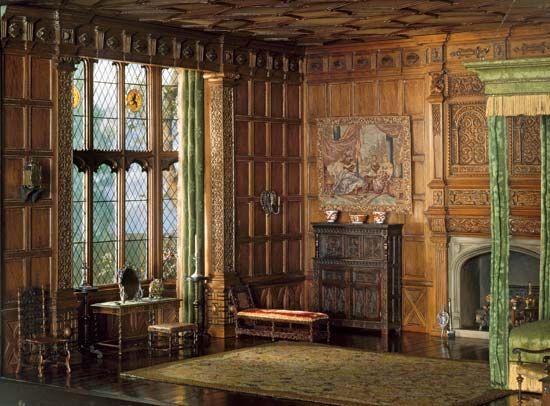 Interior Design Dollhouse Miniatures William Morris