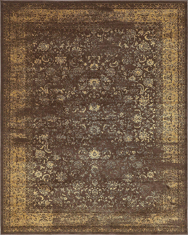 Unique Loom 3136423 Area Rug 8 X 10