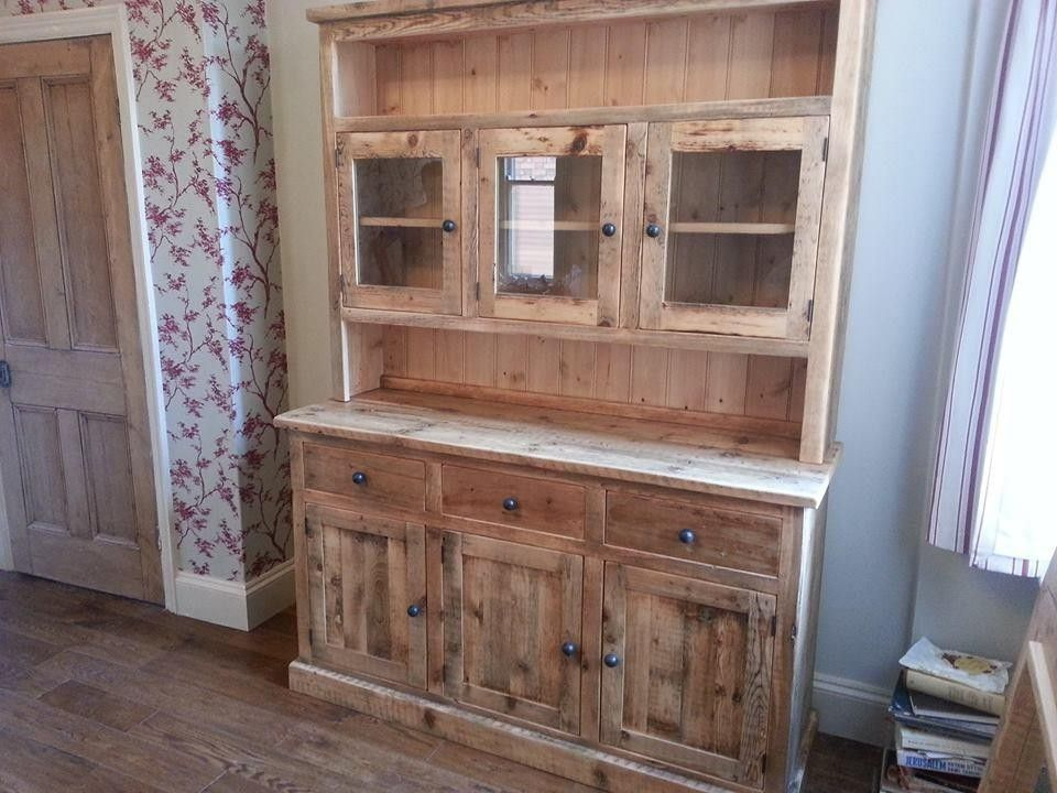 Roy Walker Furniture - UK reclaimed rustic solid wood furniture