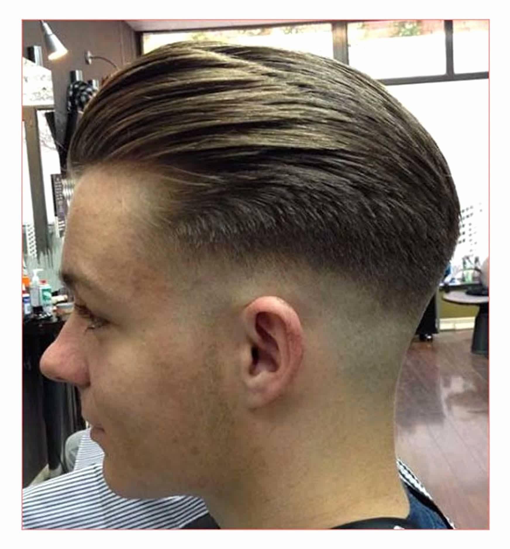 Mens Back Haircut Fresh Mens Hairstyle As Well As Undercut