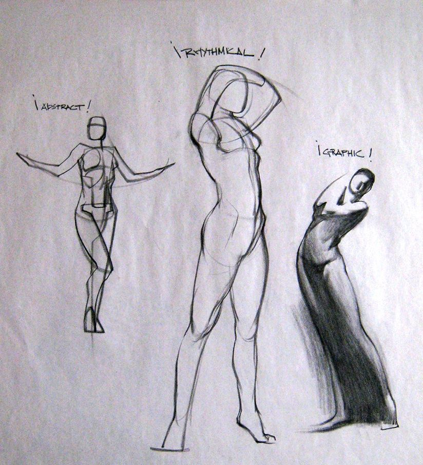 Figure Construction Self Study Online Art Videos And Classes
