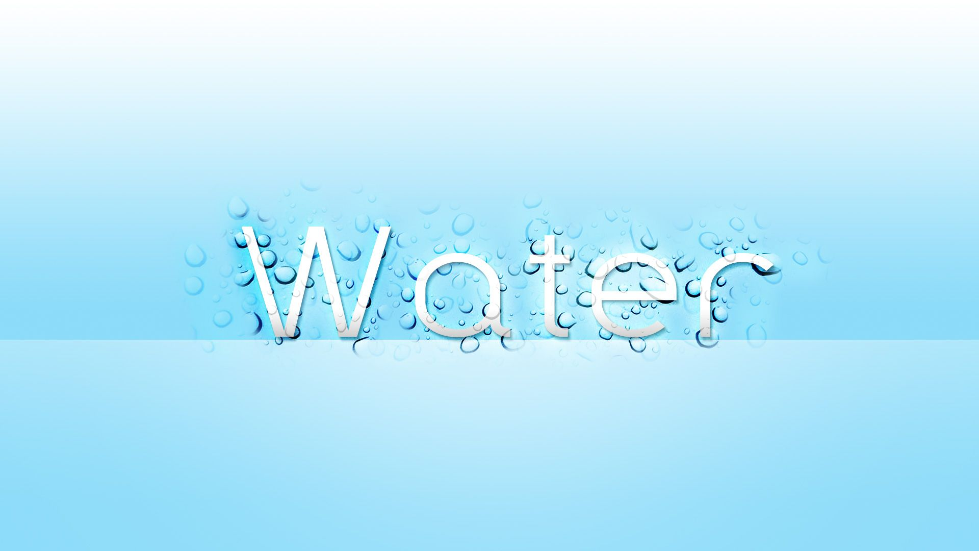 Design a super sleek text effect with water drop texture water design a super sleek text effect with water drop texture baditri Gallery