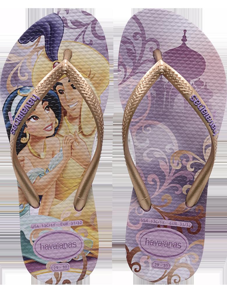 havaianas princess jasmine