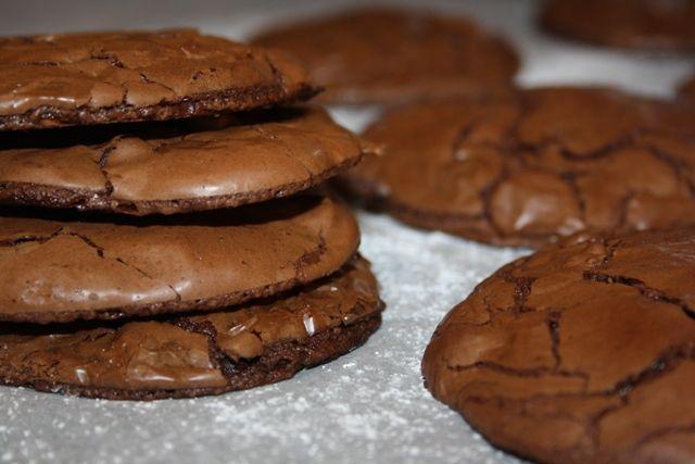 Brookies ~ home baked