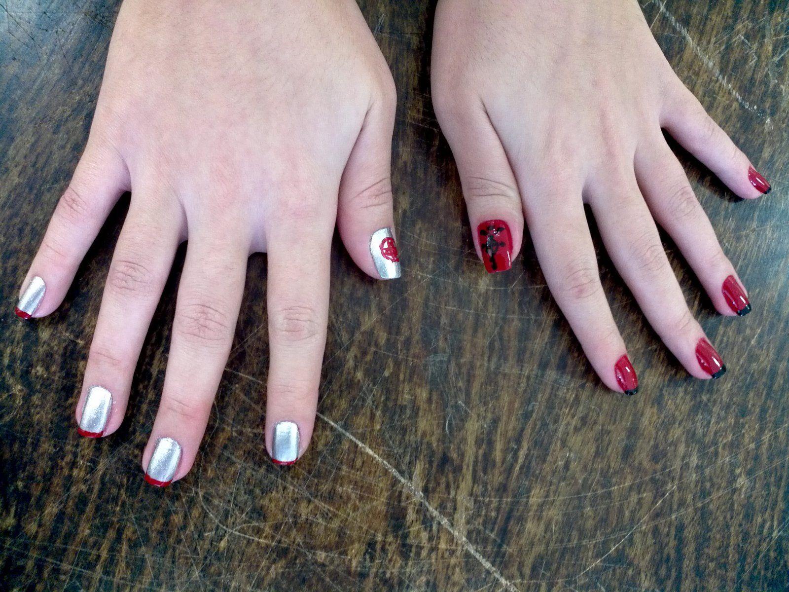 Fullmetal Alchemist nail art by tsidykh.deviantart.com on ...