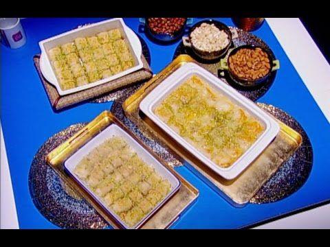 ايمان عماري تحضر عجينة البقلاوة البيتية عجينة الفيلو Dessert Recipes Food Arabic Food