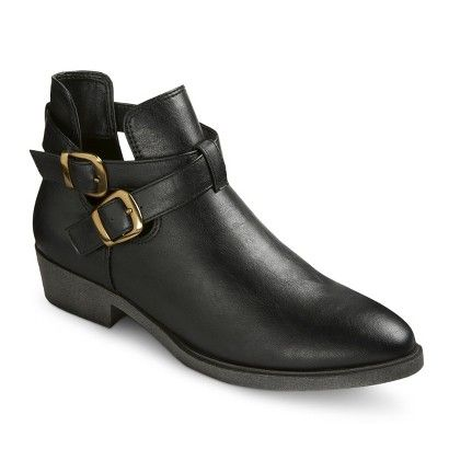 Women's Mossimo® Dawn Ankle Boots   Bot