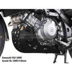 Sw-motech Aluminium-Motorschutz Kawasaki Klv 1000 Sw Motechsw Motech #audir8