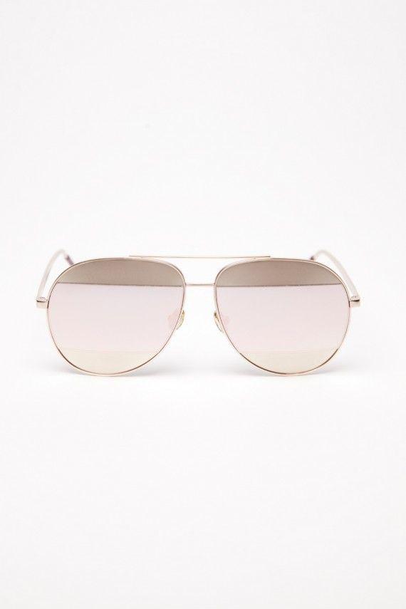 Lunette rose et doré - Lunettes de soleil   Glasses   Pinterest ... b7364723f113