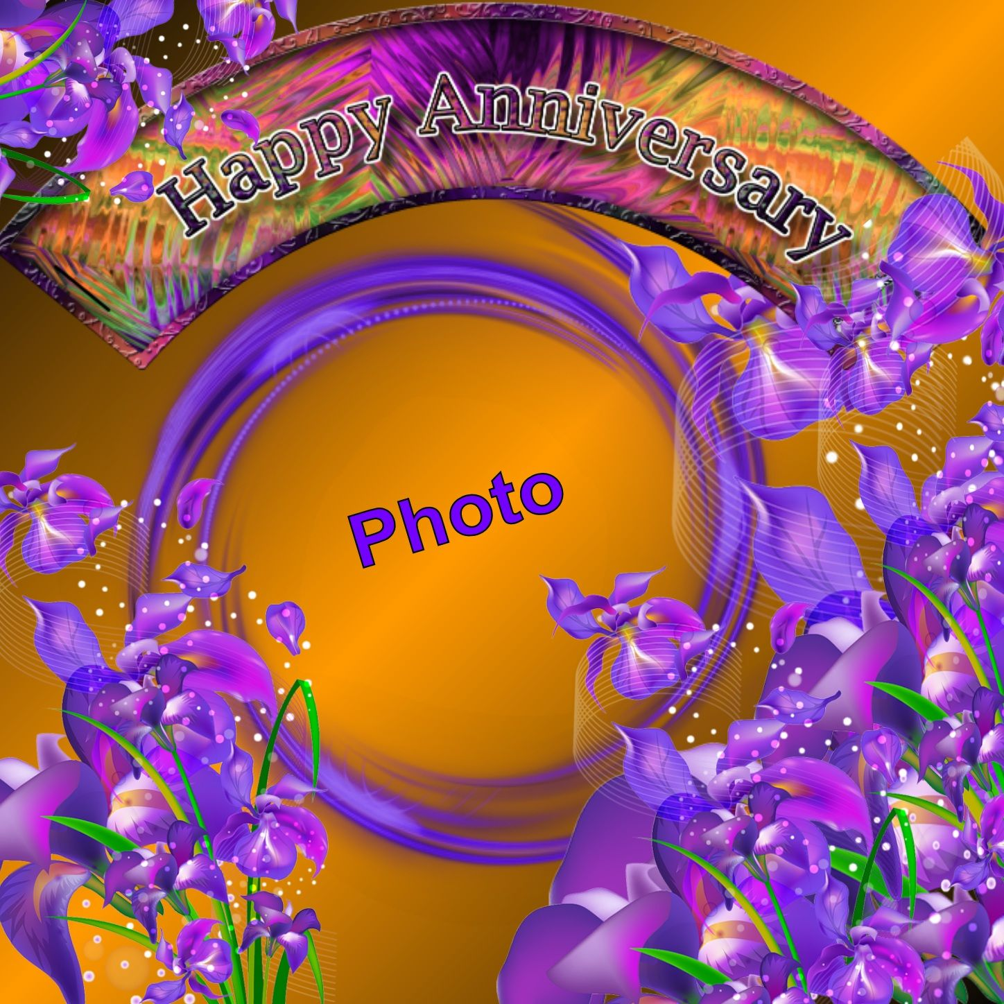 Imikimi Zo Marriage Frames Happy Anniversary Tammybrantley Mr And