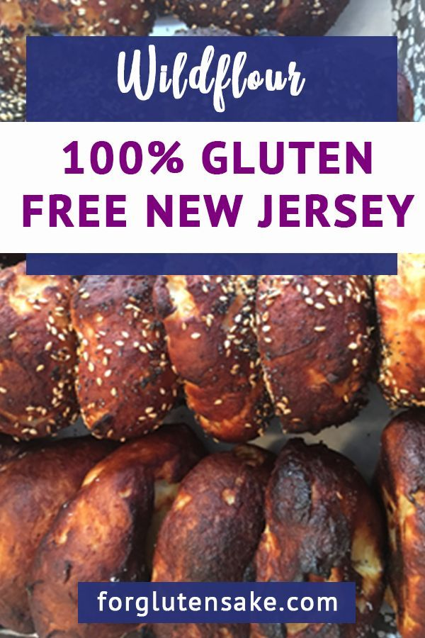 Dedicated Gluten Free Places in New Jersey