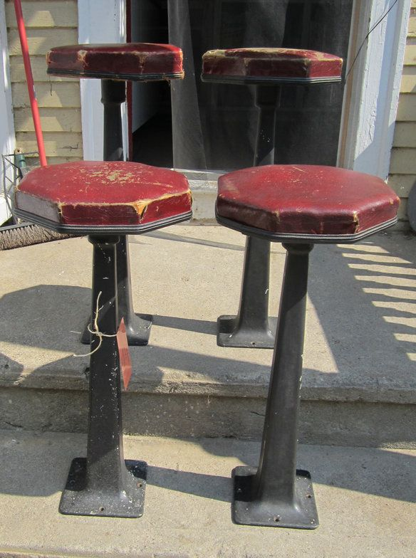 retro bar stools for sale melbourne vintage style uk red circa fixed price industrial with backs