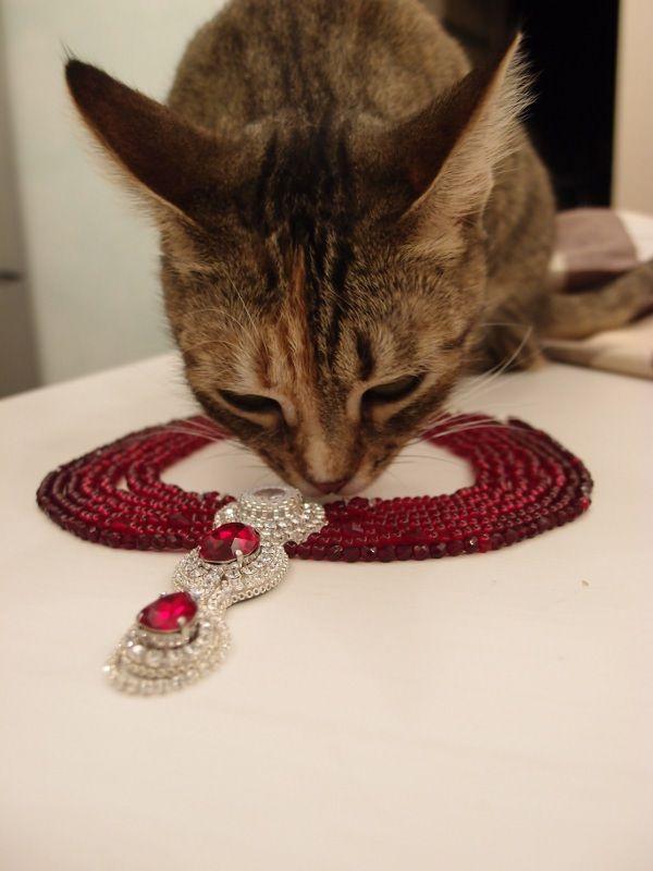 Хилый закос под Cartier (колье)