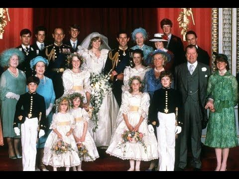 Diana And Charles Wedding.Prince Charles Princess Diana And Their Children Princess