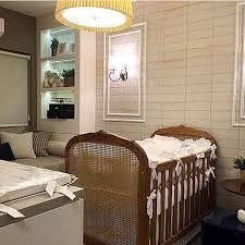 Resultado de imagem para quarto de nenem com tijolinho.