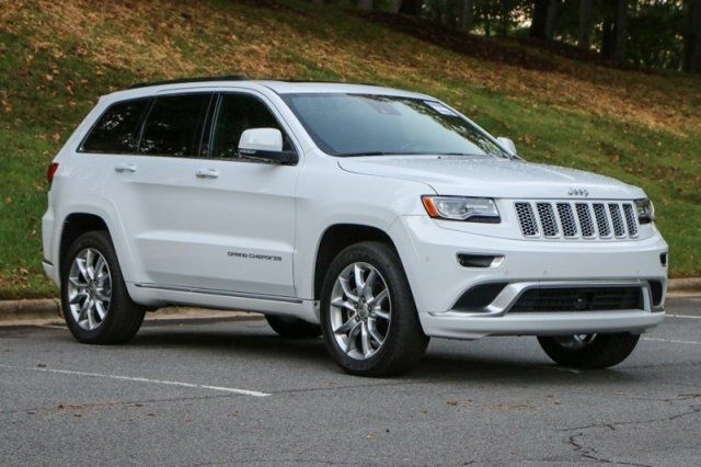 2015 Jeep Grand Cherokee Overland Summit 4wd 41 599 Grand