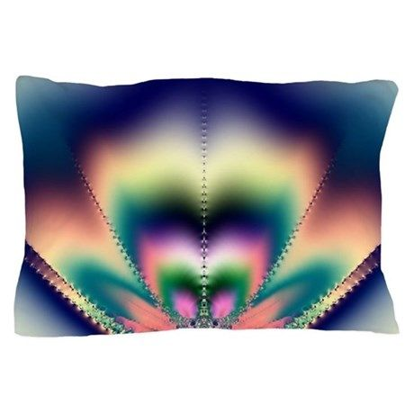 Absent Rising Pillow Case