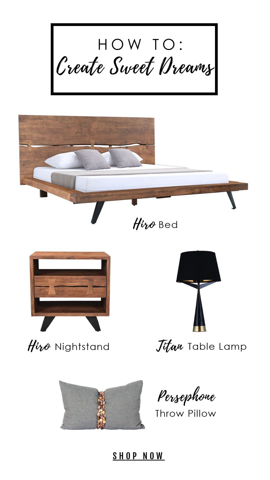 Our company has designed a platform bed that you want to