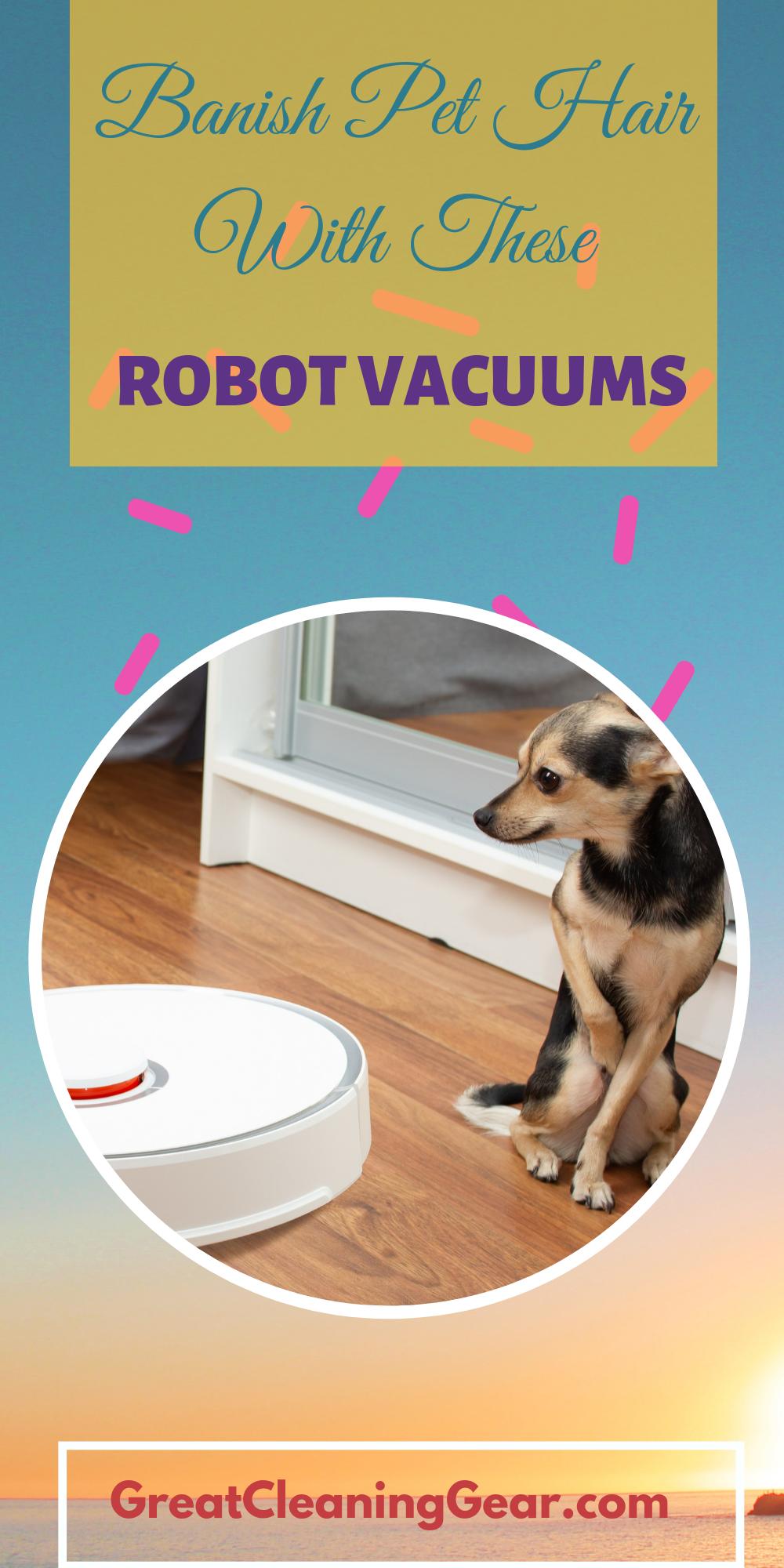Best Robotic Vacuum For Dog Hair 2020 Great Cleaning Gear Robot Vacuum Dog Hair Robot Vacuum Reviews