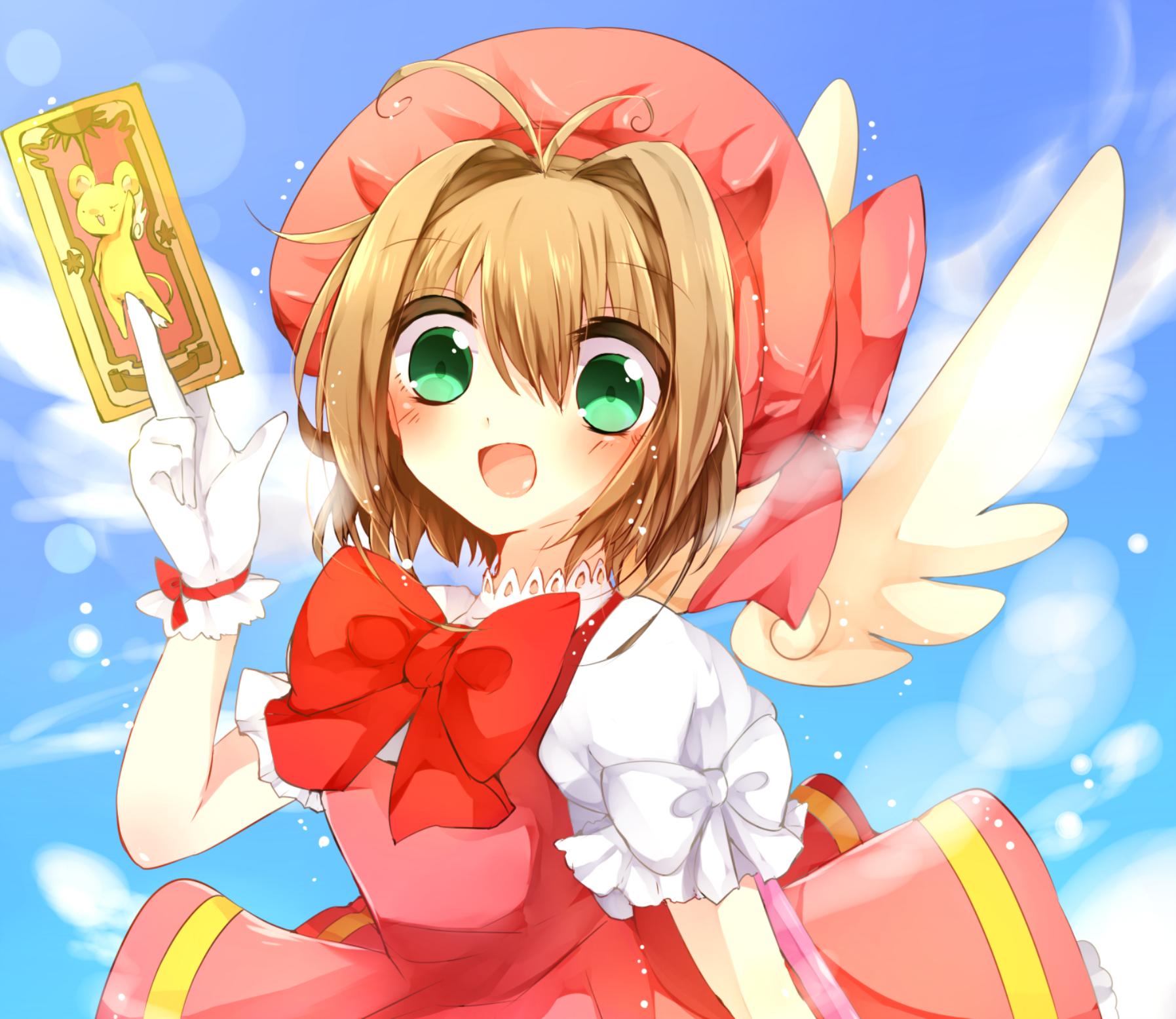 Cardcaptor Sakura Wallpaper And Background Image 1795x1555 Id 908520 Cardcaptor Sakura Cardcaptor Sakura