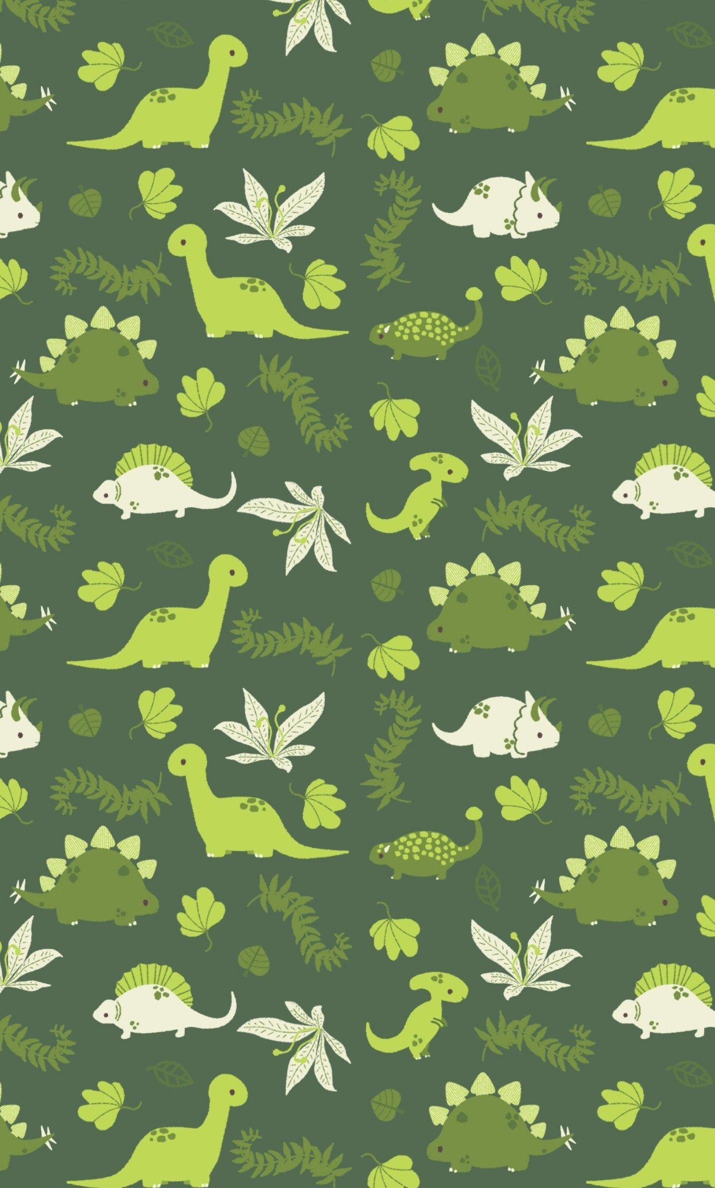 Cute Little Dinosaurs Dinosaur Wallpaper Dinosaur Background Wallpaper Iphone Cute