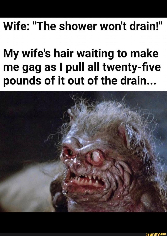 Pull My Hair Out Meme