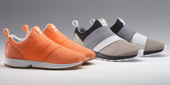 You Can Now Customize The adidas Originals ZX Flux Slip On 5
