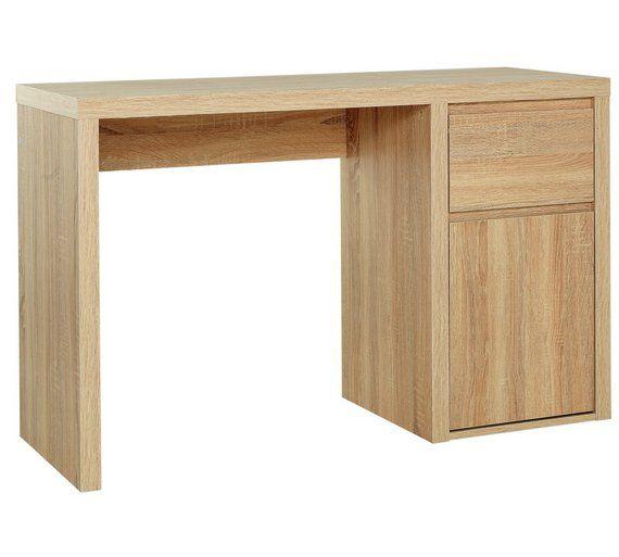 Buy Sicily Limed Oak Desk at Argos.co.uk, visit Argos.co.uk to ...