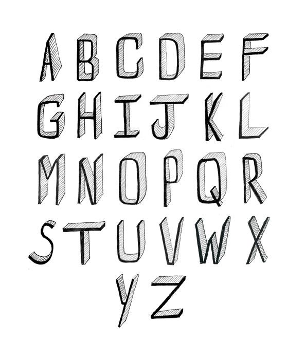 How To Draw Your Own Fonts - Chronicle Books - Tonwen Jones ...