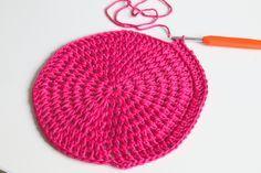 Kreise Häkeln 2 Häkeln Pinterest Häkeln Kreis Häkeln Und Stricken