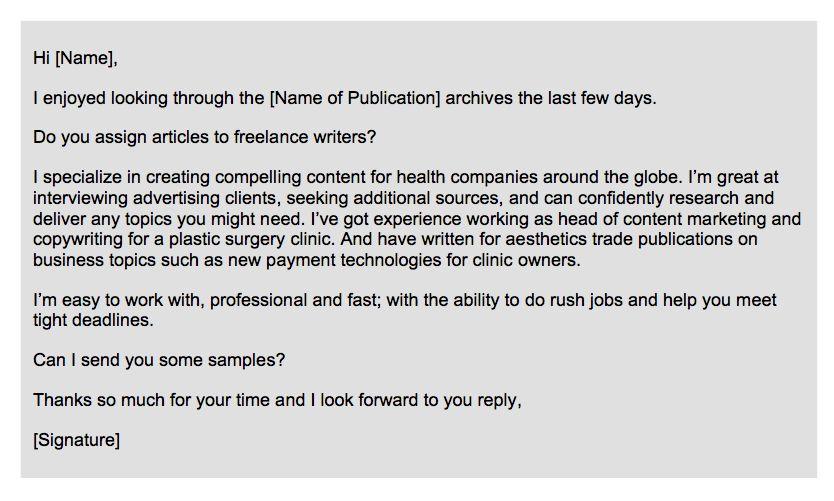 Trade-Pub-LOI S-wordplay Freelance writing jobs, Writing jobs
