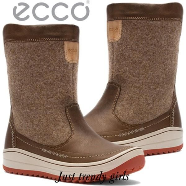 ecco boots girls