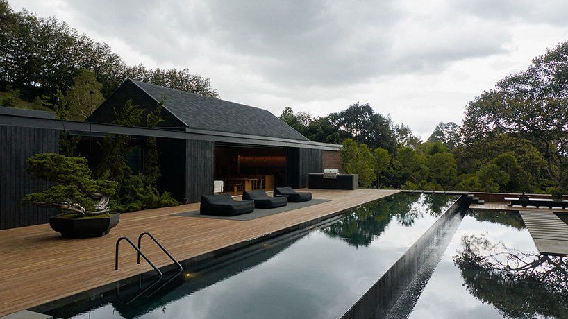 Inside J Balvin S Japanese Inspired Sanctuary In Colombia In 2020 Modern Japanese Architecture Zen House Architecture