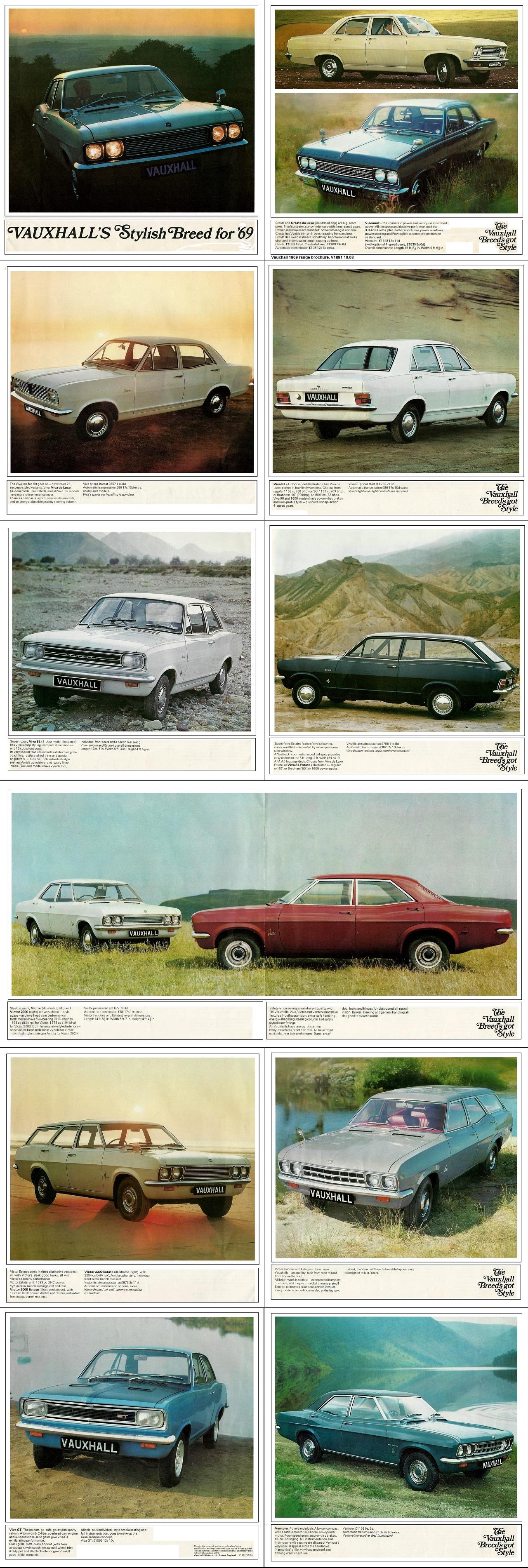 1967 Vauxhalls Vauxhall Across The Years Pinterest Cars