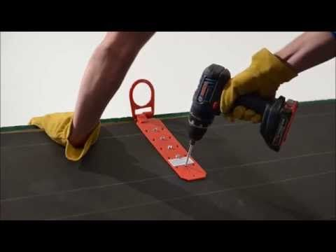 Hitchclip Roof Anchor Qualcraft Industries Youtube Roofing Roof Safety Harness Safety Kit