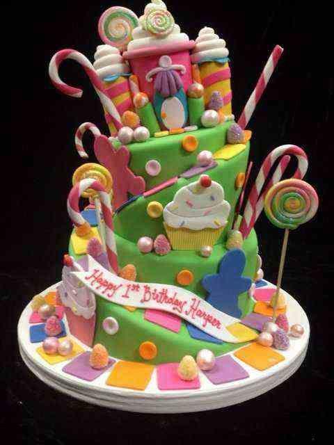 32 Amazing Happy Birthday Cake Pictures Ideas Cakes