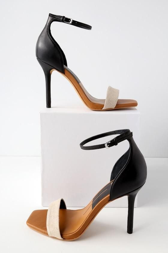 Lulus Chopin Nubuck Ankle Strap Heels - Lulus sjtQF