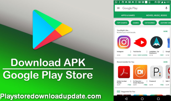 [Download free] play store apk version update for Mobile