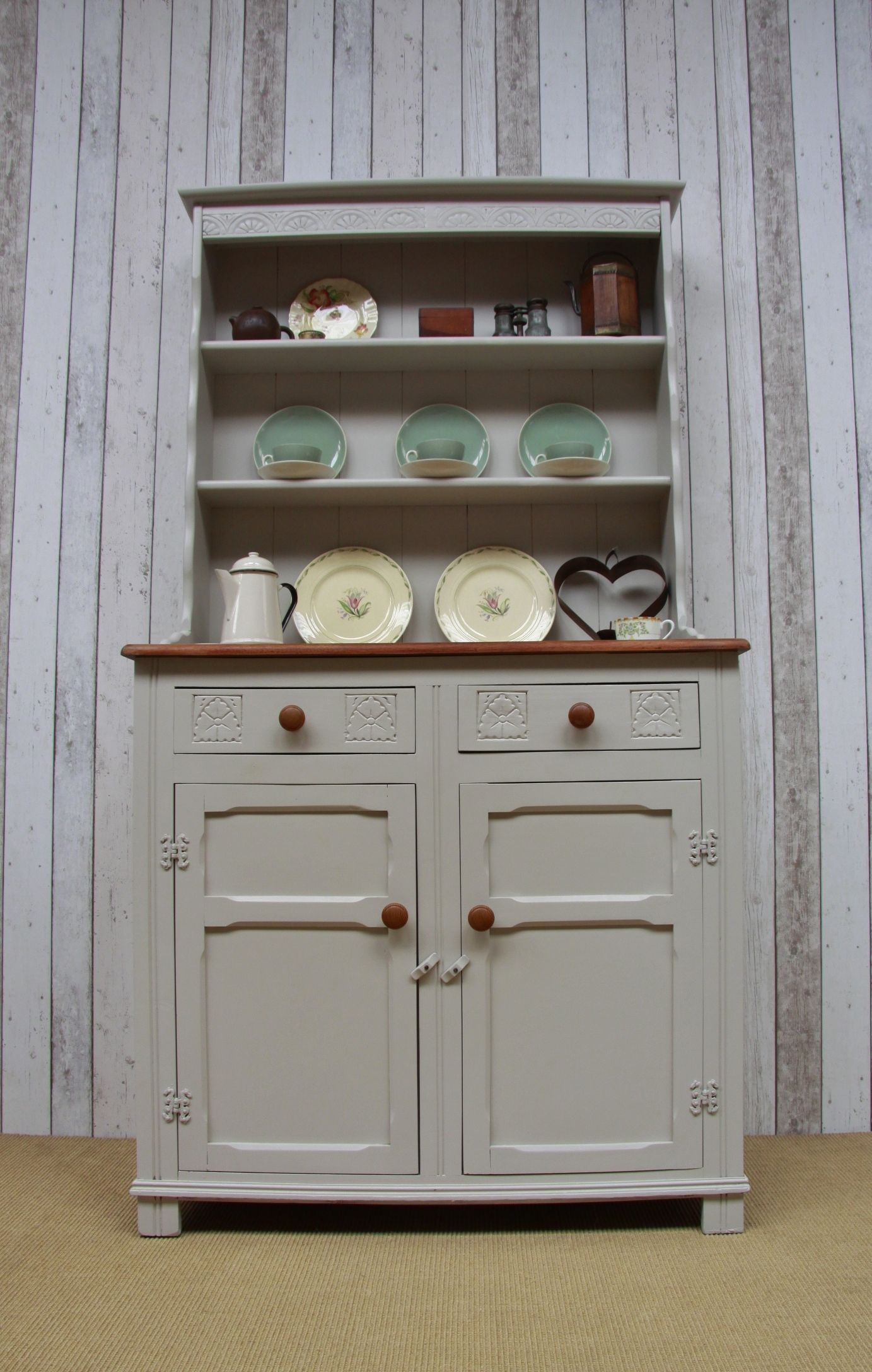 Shabby Chic Painted Oak Dresser 245 00 Available To Purchase From Www 65vintagehouse