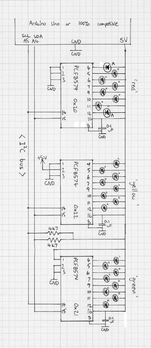Tutorial Arduino And The I2c Bus Part Two Arduino Bus Tutorial
