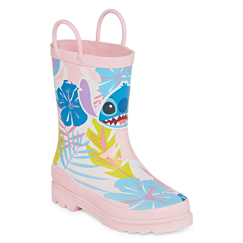 acd567e797c67 Disney Little Kid/Big Kid-Girls Lilo & Stitch Rain Boots | Products ...