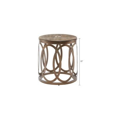 Accent Table Bronze Accent Tables In 2019 Products Table
