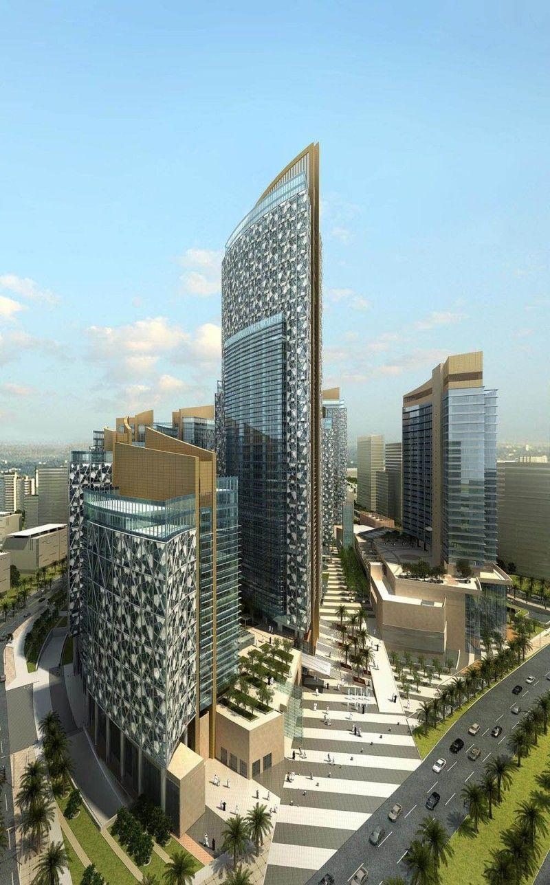 Barwa in doha qatar architektur pinterest for Raumgestaltung architektur