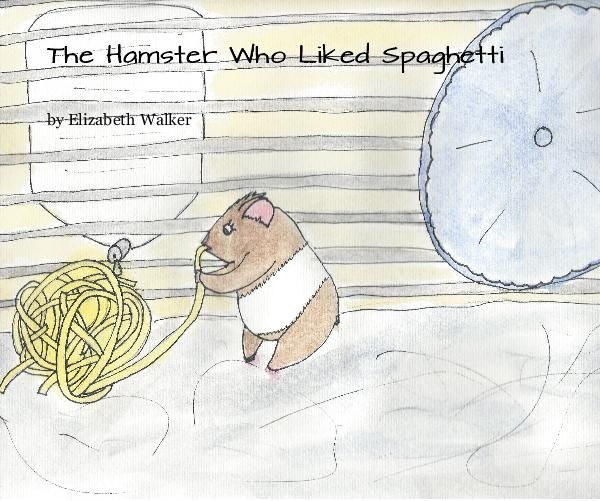 An adorable childrens book about a hamster who loves spaghetti! approximate grade level of 3.5. This is an awesome book and available in many forms! Check it out!